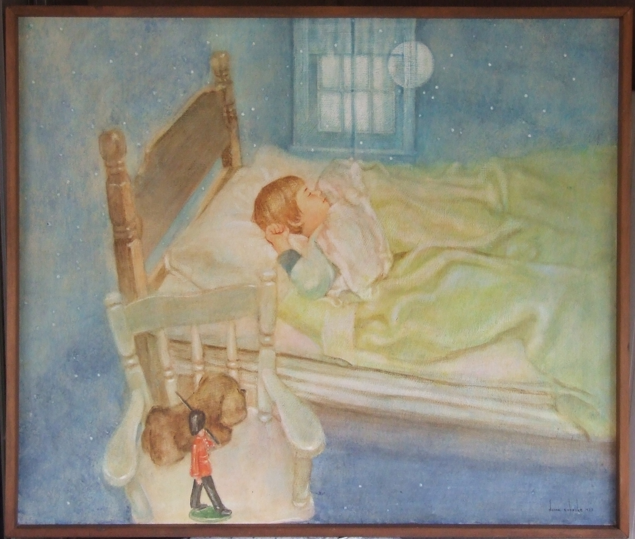 little boy blue poem
